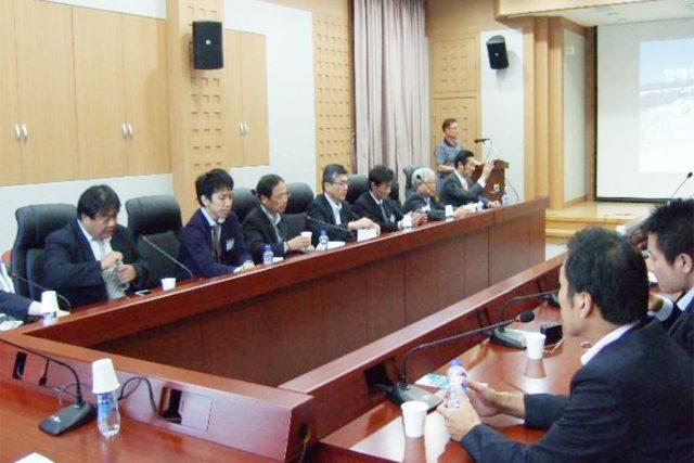 日韓漁港漁場漁村技術交流会議