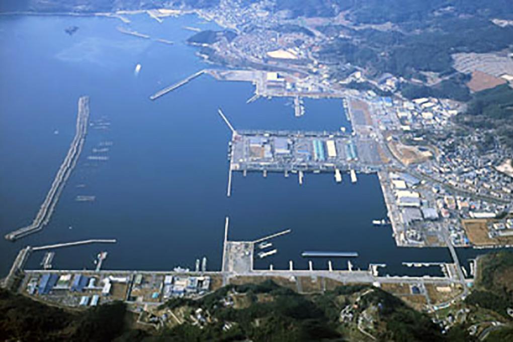 長崎漁港 三重地区